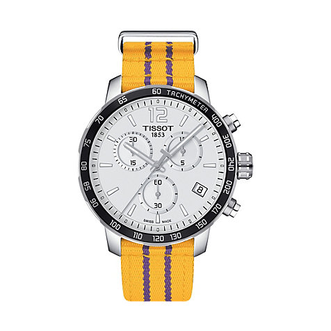 Tissot Herrenuhr Quickster Los Angeles T0954171703705
