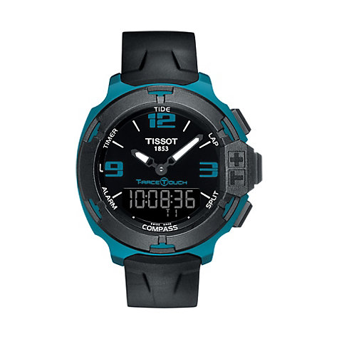 Tissot Herrenuhr T-race Touch T0814209705704