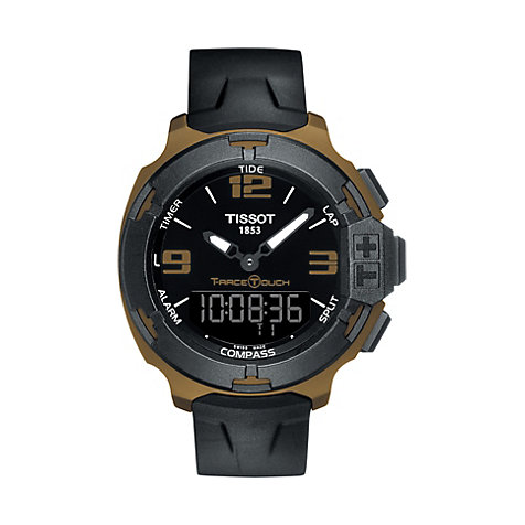 Tissot Herrenuhr T-race Touch T0814209705706