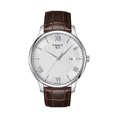 Tissot Herrenuhr Tradition T0636101603800