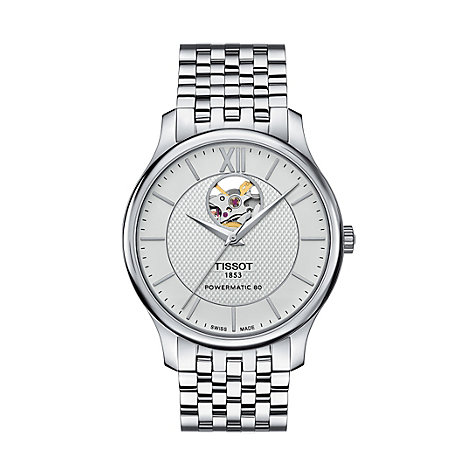 Tissot Herrenuhr Tradition T0639071103800
