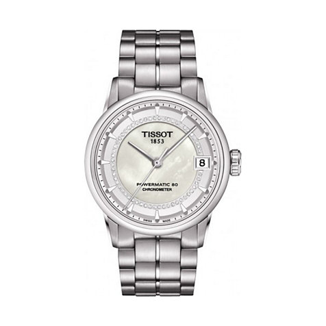Tissot T-Classic Luxury Lady T086.208.11.116.00 Chronometer