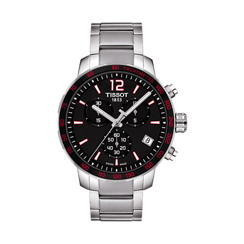 Tissot T-Sport Quickster T095.417.11.057.00 Herrenchronograph