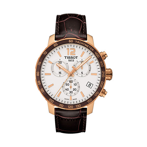 Tissot T-Sport Quickster T095.417.36.037.00 Herrenchronograph