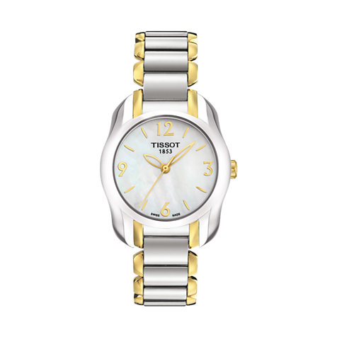 Tissot T-Trend  T- Wave Round Lady T023.210.22.117.00