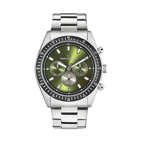 Tom Tailor Herrenuhr 5416602