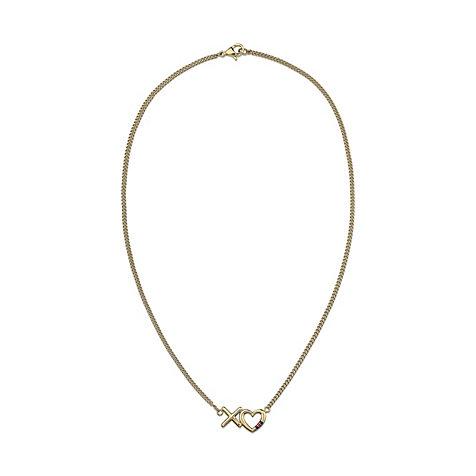 Tommy Hilfiger Collier Classic Signature 2700799