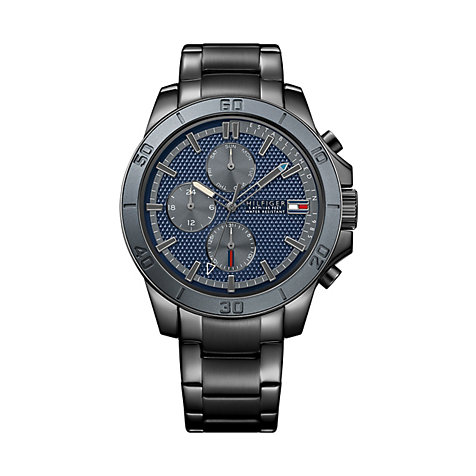 Tommy Hilfiger Herrenuhr Cool Sport Multi 1791167