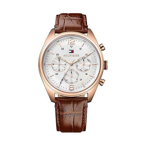 Tommy Hilfiger Herrenuhr Sophisticated Sport 1791183