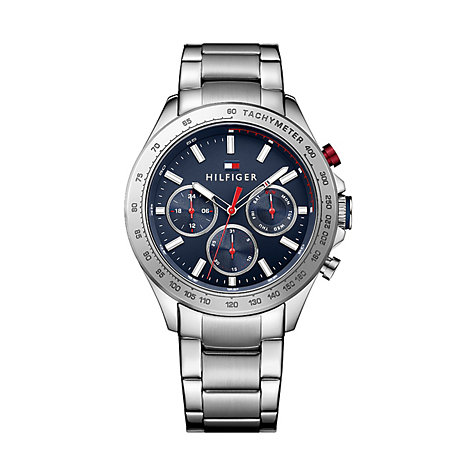 Tommy Hilfiger Herrenuhr Sophisticated Sport 1791228