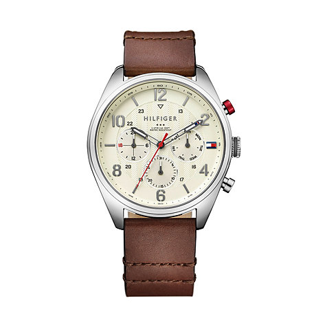 Tommy Hilfiger Herrenuhr Sophisticated Sport Mult 1791208