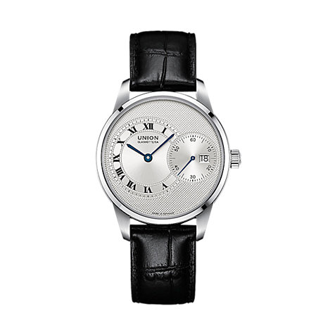 Union Glashütte Herrenuhr 1893 D007.444.16.033.00