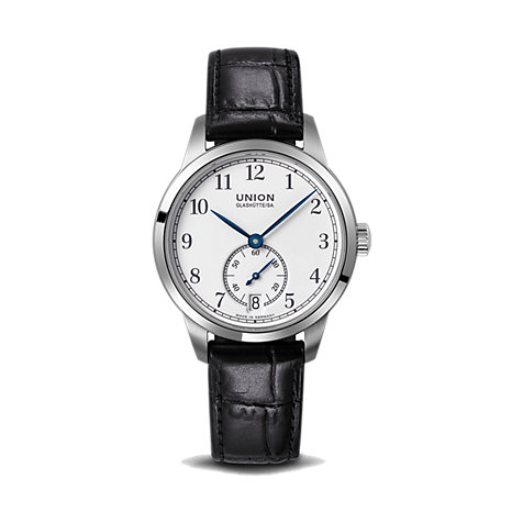 Union Glashütte Damenuhr 1893 D0072281601700