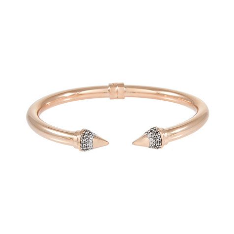 Bronzallure Armreif Shiny Arrows Bangle WSBZ00463.W