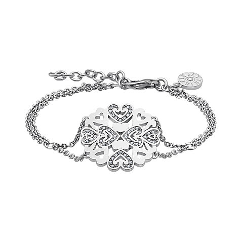 JETTE Silver Armband 86890241