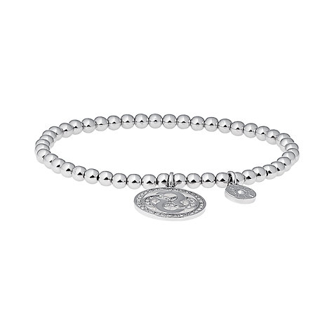 JETTE Silver Armband Forever 86791781
