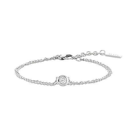 JETTE Silver Armband 86530570
