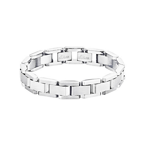 s.Oliver Herrenarmband SO1278/1