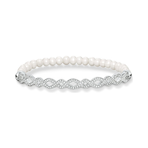 THOMAS SABO Armband Love Bridge LBA0006-167-14-L17,5