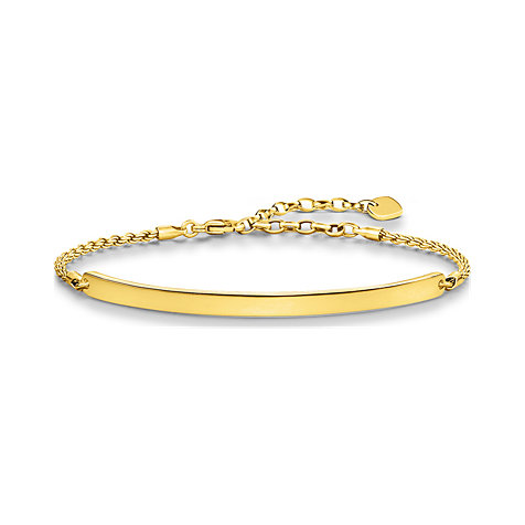 THOMAS SABO Armband Love Bridge LBA0008-413-12-L18v Bridge_4