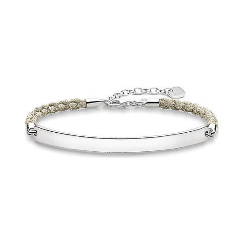 THOMAS SABO Armband Love Bridge LBA0029-173-19-L19,5v  Bridge_6