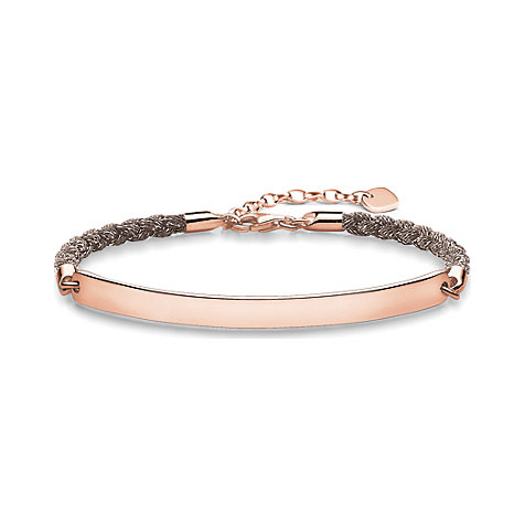 THOMAS SABO Armband Love Bridge LBA0029-597-9  Bridge