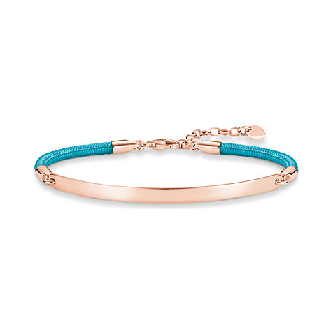 THOMAS SABO Armband Love Bridge LBA0033-597-31  Bridge_4