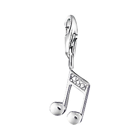 THOMAS SABO Charm Note 0798-051-14