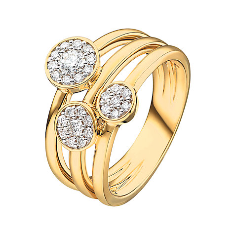 CHRIST Diamonds Damenring 60094446