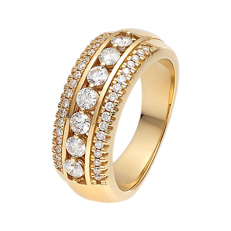 CHRIST Diamonds Damenring 86469456