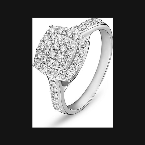 CHRIST Diamonds Damenring 87047997
