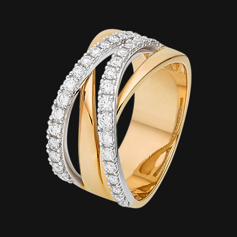 CHRIST Diamonds Damenring 87048071