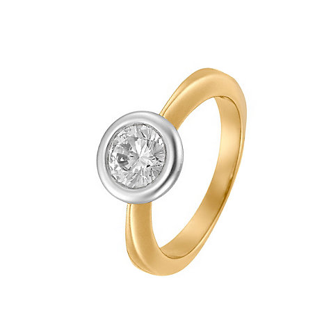 CHRIST Diamonds Damenring 60001618