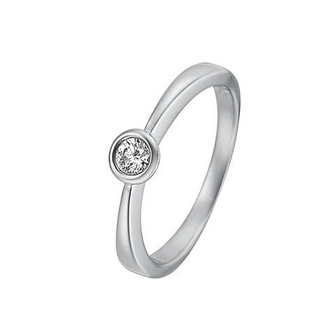 CHRIST Diamonds Damenring 60015007