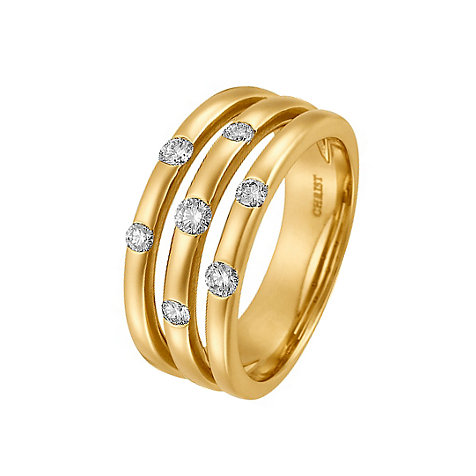CHRIST Diamonds Damenring 60015252
