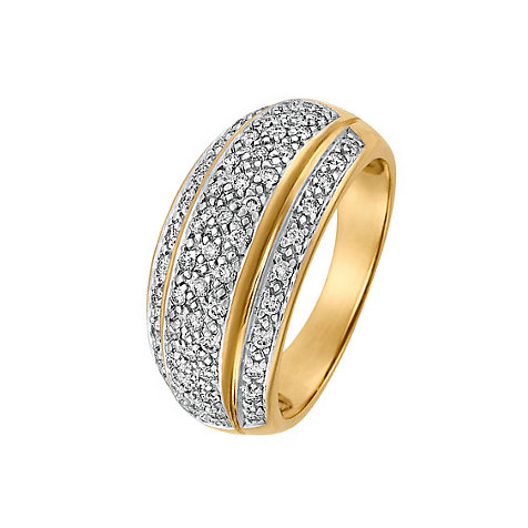 CHRIST Diamonds Damenring 60015961