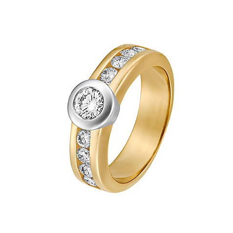 CHRIST Diamonds Damenring 60016054