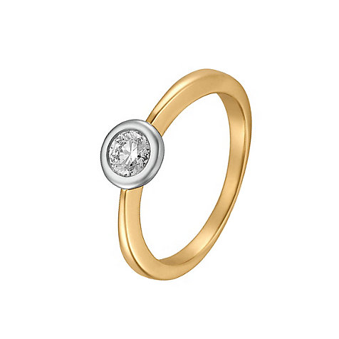 CHRIST Diamonds Damenring 60019509