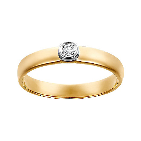 CHRIST Diamonds Damenring 60027005