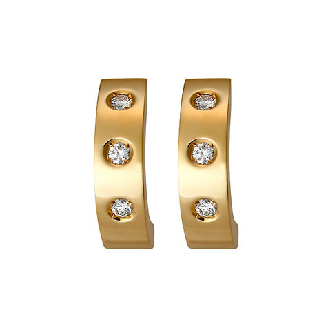 CHRIST Diamonds Ohrstecker 86124068