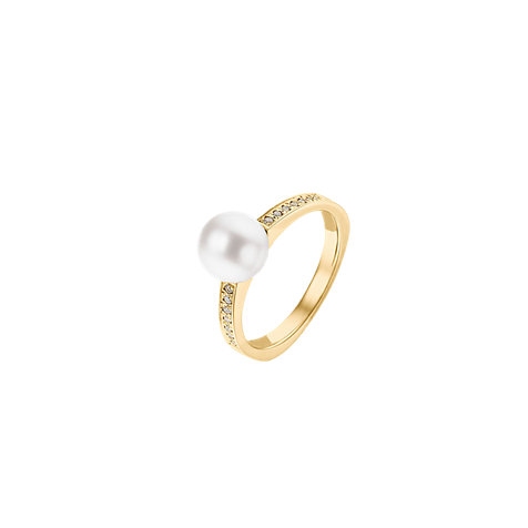 CHRIST Pearls Damenring 60033307
