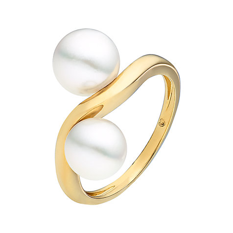 CHRIST Pearls Damenring 86776146