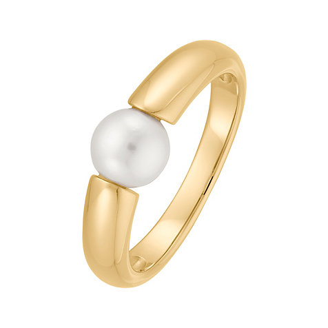 CHRIST Pearls Damenring 86838796