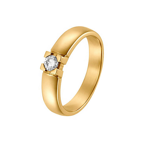 CHRIST Solitaire Damenring 60001278