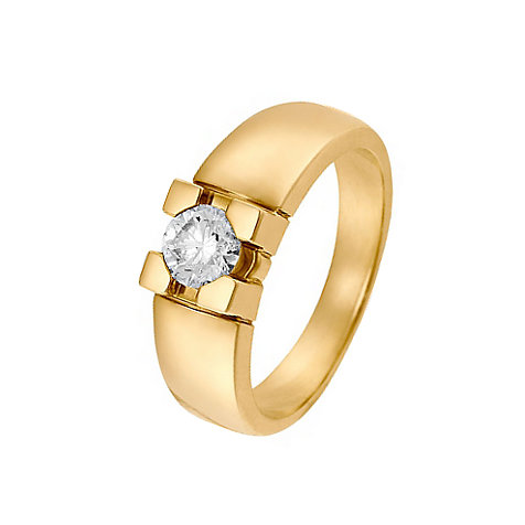 CHRIST Solitaire Damenring 60001464