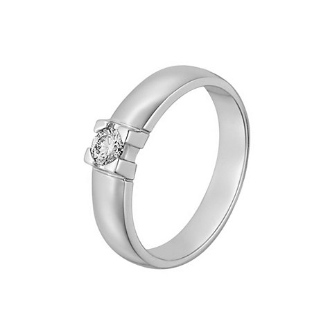 CHRIST Solitaire Damenring 60001723