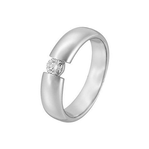 CHRIST Solitaire Damenring 60007039