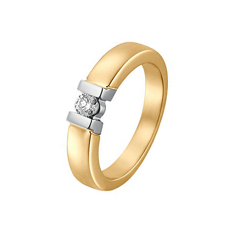 CHRIST Solitaire Damenring 60015260