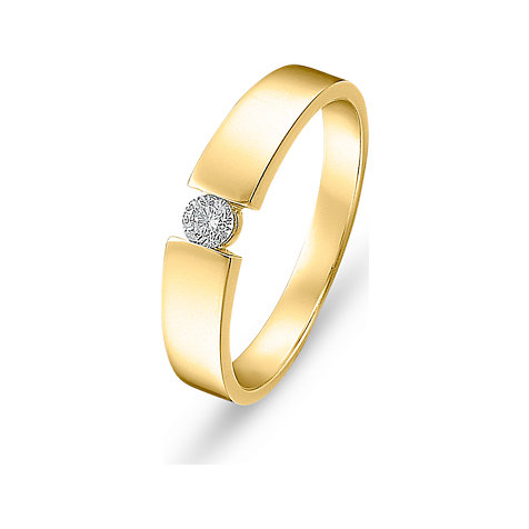 CHRIST Solitaire Damenring 60056633