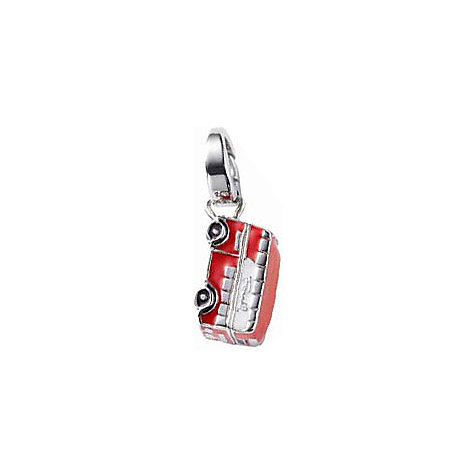 Fossil Charm London Bus JF85501